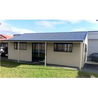 China Steel Frame Prefab Bungalow Homes on sale