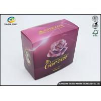 Buy cheap Personal Care Products Cosmetic Packaging Boxes With Offset Printing Foil And from wholesalers