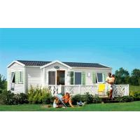 Quality Prefab Mobile Homes With Laminate Floor / Colorbond Roofing / PVC Wall Cladding for sale
