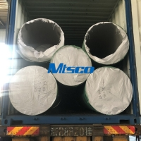 Quality ASTM A358 TP316L Double Welded Stainless Steel Pipe For Industrial for sale