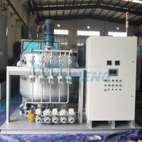 Quality 2017 New Design Popular Sale Lube Oil Blending Machine with Additives for sale
