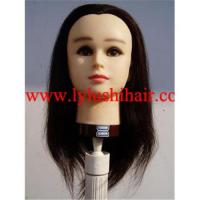 Quality Training head/ Mannequin Head/ lesson wig/Practice head for sale