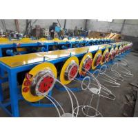 Quality Continuous Pulley Combined Wire Rod Drawing Machine Speed 180 M / Min Energy Saving for sale