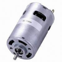 Quality 12V DC Motor with 43.8 x 66mm Casing, Suitable for Cordless Power Tools and Air Pump for sale