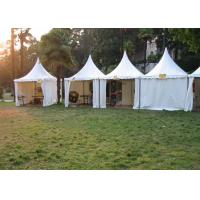 Professional Portable 5 Person Pagoda Canopy Tent / Garden Pagoda Marquee