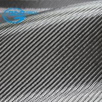 Quality High tensile strength carbon fiber fabric roll electrically conductive cloth for sale