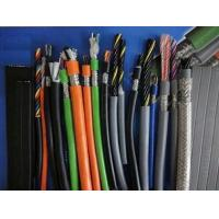 Quality Special Cable for Drag Chains TRVV 4Cx4sqmm for machine or equipments bending frequently in Orange Color for sale