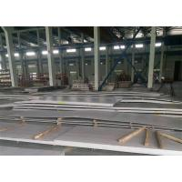 Quality Cold Rolled Hairline Stainless Steel Sheet , 300 Series Stainless Steel Panels for sale
