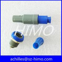 Quality lemo connector P series 2 pin plastic connector for sale