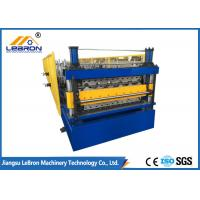 Double Layer Roofing Sheet Roll Forming Machine on sale, Double