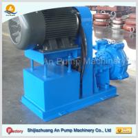 Quality Dewatering copper ore centrifugal slurry pump for sale