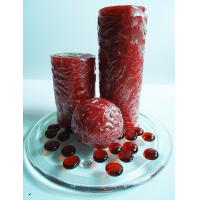 Quality Carved Scented Candles Gift Sets for Party, Holiday, Ornament for sale