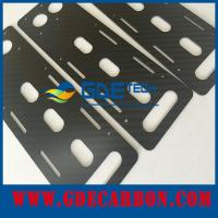 Quality carbon fiber cnc cutting parts for RC Plane for sale