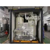 Quality CBO Oxygen Filling System Skid Plant 0.1-0.4 MPa Output Pressure for sale
