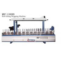Quality MBF-L300RD profile wrapping machine for sale
