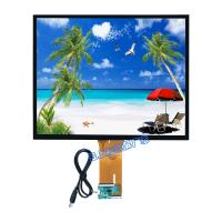 Buy cheap CT-C8335 17.0 Inch USB Capacitive Touch Screen cover glass and sensor glass from wholesalers