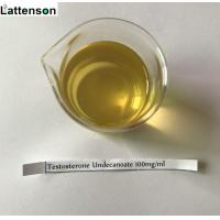 Yellow Injectable steroids oils Testosterone Undecanoate 100mg for