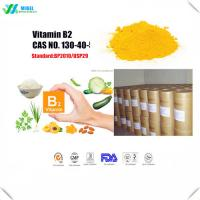 China Vitamin B2,Riboflavin-5-Phosphate CAS 83-88-5   For Nutrition Supplements on sale