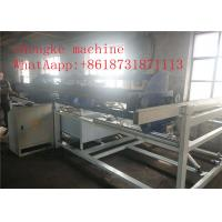 Quality Automatic Swing Wire Fence Mesh Welding Machine Smooth Mesh Surface , Saving Labor for sale
