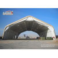 Quality Aluminium Marquee Tent White PVC Roof Cover Metal Frame Tents Retardant for sale