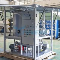Quality Chongqing Manufacturer Transformer Oil Filtration Plant with Cover for sale