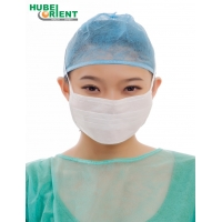 Quality Nonwoven Tie On Disposable Face Mask For Hospital for sale