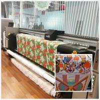 Quality Computer Control Digital Fabric Printing Machine Flags Printing Printers Continous Ink Supply for sale