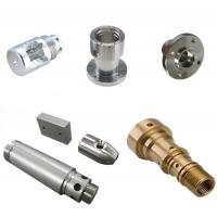 Customized Brass Bronze Cnc Precision Turned Parts Nickel Plated