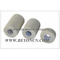 Quality Athletes Protection During Games Elastic Adhesive Bandage / Tearable EAB for sale