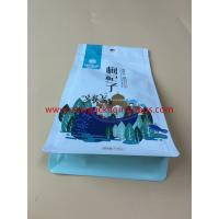 Quality Custom Snack Nuts Eight - Sided Aluminum Composite Bag Disposable Moisture Proof for sale