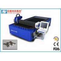 Quality Fiber 1000W Thin Copper Sheet Metal Laser Cutting Machine with High Speed for sale