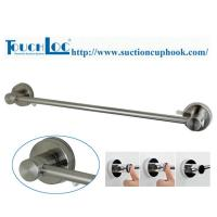 Quality Stainless steel Towel Rail towel bar holder with Vacuum Suction cup for sale
