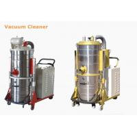 Quality 7m2 Filter Area Concrete Floor Vacuum Sweeper , Concrete Grinder Dust Collector for sale