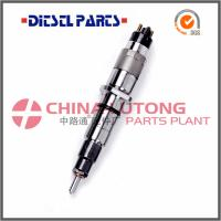 China Bosch common rail diesel pump 0445 120 122 Yutong ISLe 6.7 cummins injector nozzles 4942359 on sale