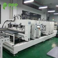 Quality 10mm  12mm  15mm PP Honeycomb Bubble Guard Board Pallet Sleeve Pack Machine for Pallet Box for sale