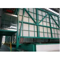 Buy cheap ISO9001 Hot Dip Galvanizing Equipment With Flue Gas Waste Heat Utilization from wholesalers