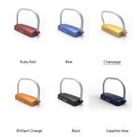 Buy cheap Low Power Consumption Color Optional Parking Bay Barrier/Parking Space Protector from wholesalers