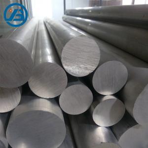 China AZ31B / ZK61 / AZ91D Extruded Magnesium Alloy Bar For Carving High Rigidity on sale