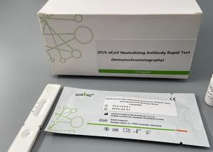 Quality 2019 NCoV Coronavirus Neutralizing Antibody Rapid Test Immunochromatography BfArm for sale
