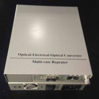 Quality 10G Optical Signals Repeater Optical-Electrical-Optical wavelength conversion SFP+/XFP for sale