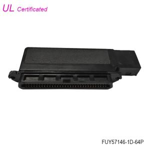 Quality Centronic 64 Pin Champ IDC Female Connector with L shape plastic housing for sale