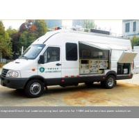 Quality Quick Overhaul High Voltage Measurement Equipment Mobile Electric Test Vehicle for sale