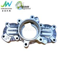 Quality Aluminum Die Casting Automotive Parts High Accuracy With Shot Blasting Surface for sale