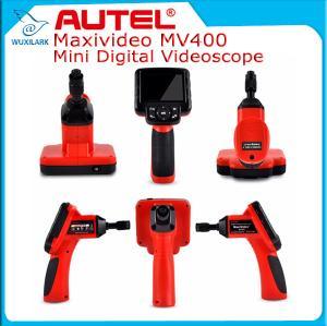 China Car Diagnostic Tool Autel Maxivideo MV400 Mini Digital Videoscope with 5.5mm diameter imager head inspection camera on sale