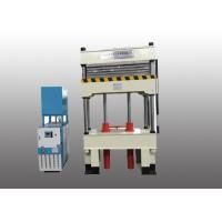 Multi - Layer Hydraulic Vulcanizing Press With Electric Heating Plate
