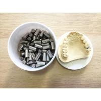 Buy Nickel Chrome Dental Casting Alloys Density 8.5cm³ For Porcelain / Ceramic at wholesale prices