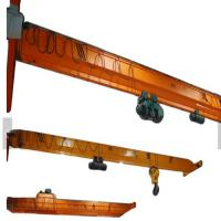 Quality Warehouse Single Girder Overhead Cranes 20T 7.5 - 32m Span Overload Protection for sale
