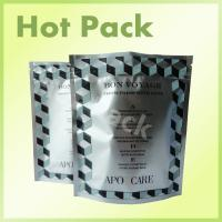 Quality Food Grade Aluminum Foil Packaging Bags With Tear Notch Low Temperature Resistance for sale