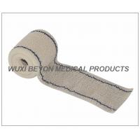 Quality Crepe Bandage BP Grade Cotton Elastic Bandage For Hospital Patient Use for sale