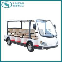 China CE Electric Sightseeing Car with Power-Assisted Steering and Gearbox (LQY113BN) on sale